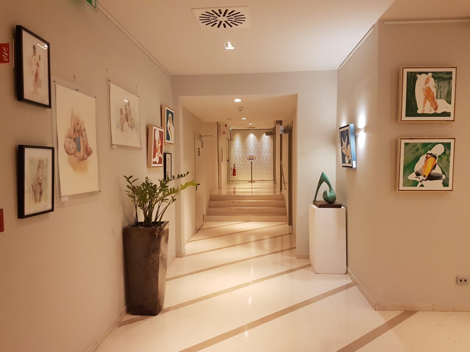 Vito Lentini Designer NH Hotel Touring Exhibition