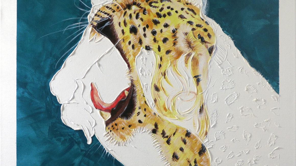 Vito Lentini Designer-Simbiosi_7_50x50_W_Leopard_2018