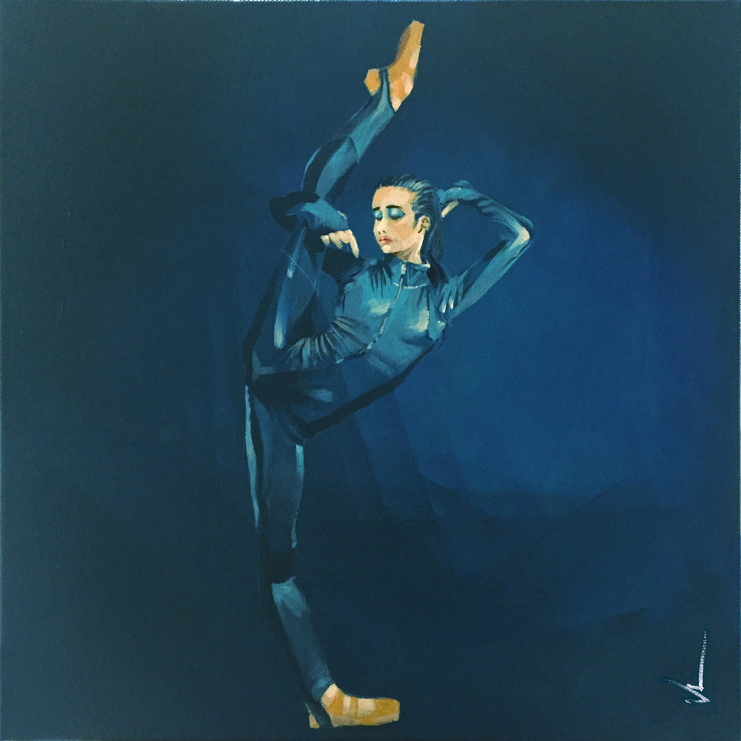 3_Dancer_In_The_Blue_40x40_Acrylic_2020