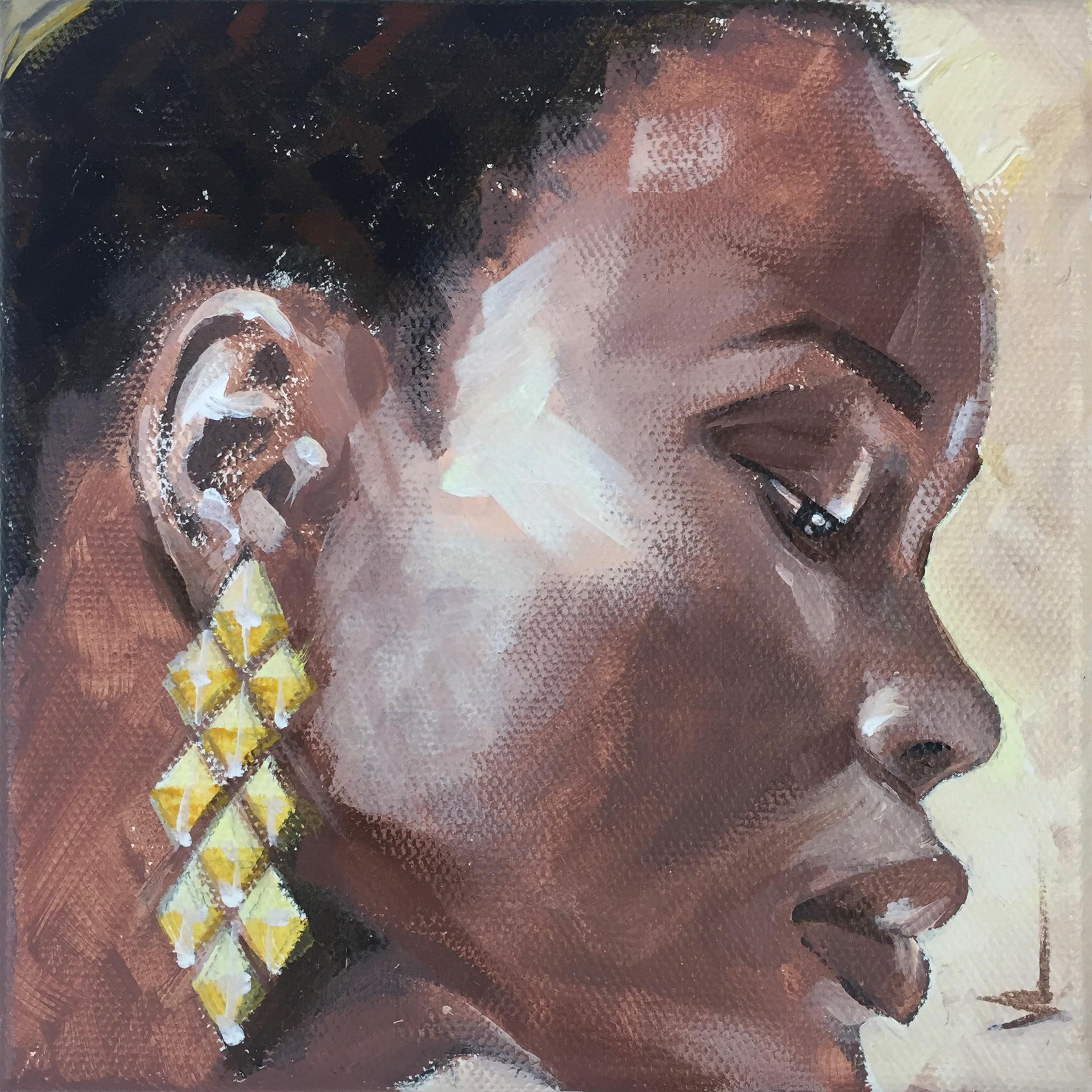SANDRA_Acrylic15x15