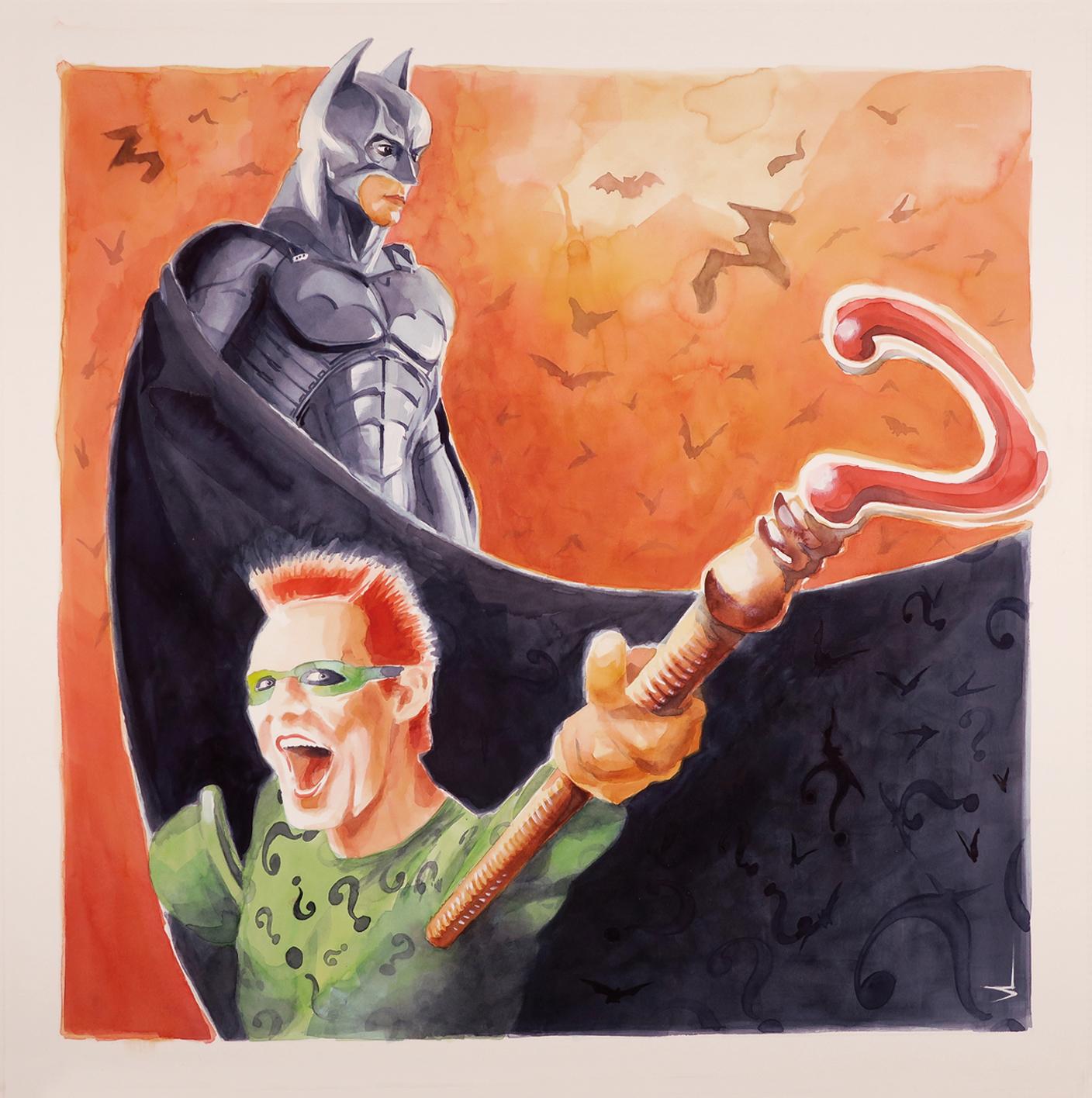 SH_Batman_60x60_Watercolor