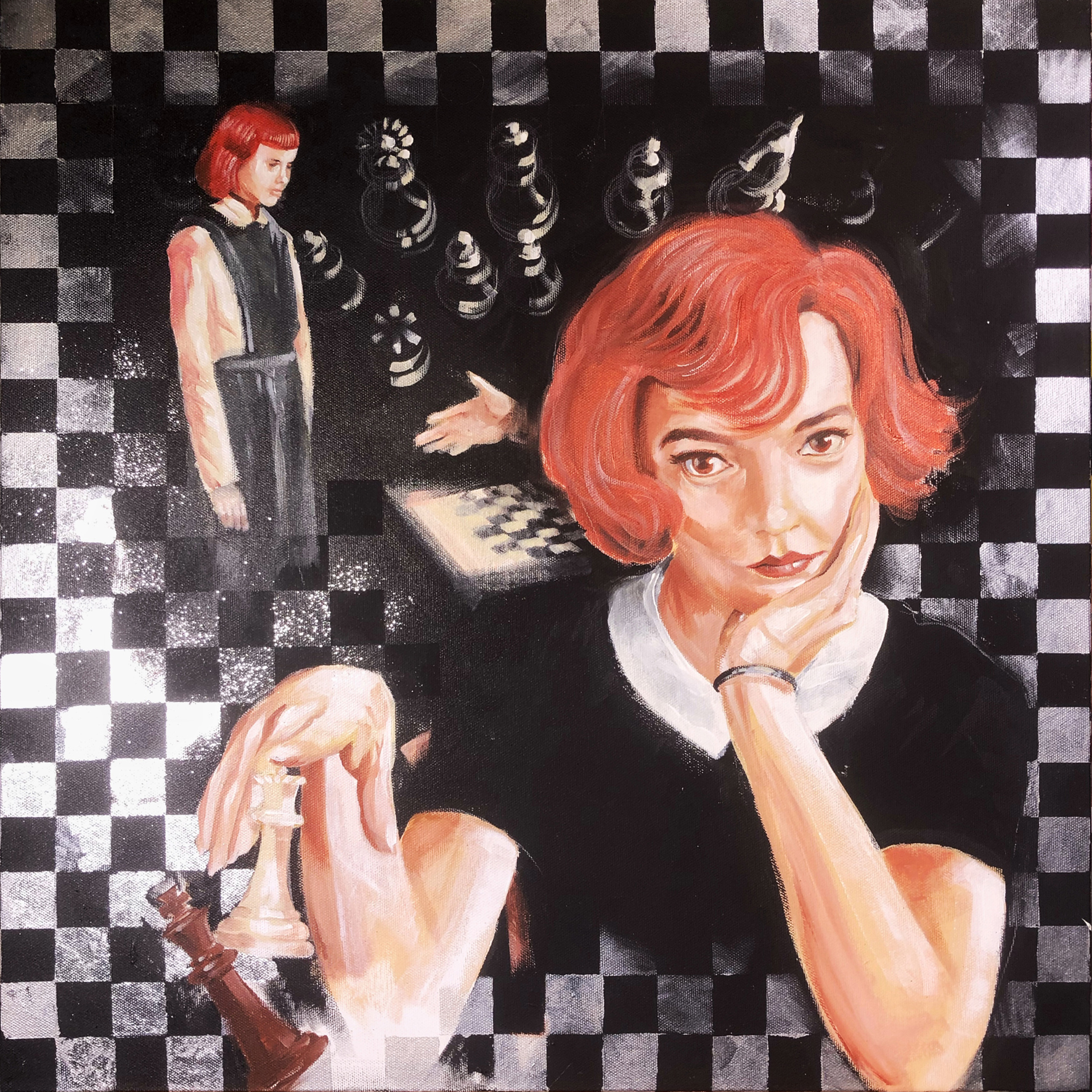The_Queens_Gambit_60x60_Acrylic